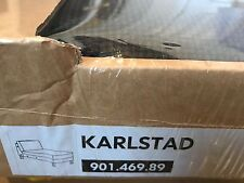 Ikea Cover for Karlstad 901.469.89 Add On Chaise Lounge Slipcover Korndal Brown