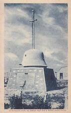 C1957) WW1 MOSSA (GORIZIA), IL MONUMENTO NEL CIMITERO DEGLI EROI.
