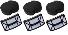 (3) Filter Kits for Bissell Powerlifter Pet 160-4127 and 160-4130
