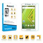 Protection d'écran en verre trempé Anukku 0,26mm slim pour Motorola Moto X Play