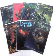Comic Books The Darkness 7 Mint Books collector