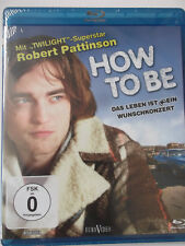 How to Be - Musiker ohne Talent - Wunschkonzert - Robert Pattinson (Twillight)