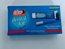 8 in1 D.D.S Dds Dental Care For Dogs Dental Kit Oral Care Toothpaste & Brushes
