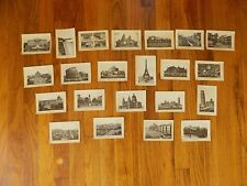 1890's Dr Hartman Peruna Drug Company Victorian Trading Cards -- LOT OF 22 CARDS