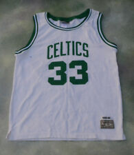 Vintage Hardwood Classics NBA Boston Celtics Larry Bird Jersey #33 Size M.