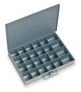 Durham Mfg 202-95-D919 Steel Compartment Box Gray