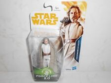 "New Disney Hasbro Star Wars Force Link 2.0 LUKE SKYWALKER (JEDI MASTER) 3.75"" 4+"