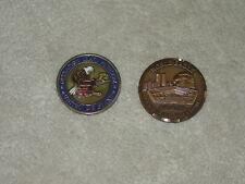USMC Marine Army Navy USAF Challenge Coin  Iraq Freedon Enduring Freedom Lot