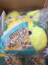Kidrobot Yummy World Heidi Kenny Flaco Taco Plush 10-inch
