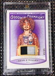 "2019 Upper Deck/UFC ~ SEAN O'MALLEY (#49/65) ""SSP""! 2 COLOR RELIC CARD!💥💥💥"