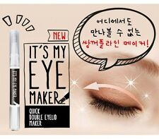 [ITS MY EYE MAKER] Quick Double Eyelid Maker & False Eyelash Adhesive 4ml KOREA