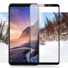 For Xiaomi Mi Max 3 Full Cover Tempered Glass Screen Protector Anti-scratch 9H @