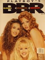 Playboy's Blondes Brunettes Redheads February 1997 |    #691