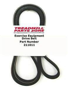 Treadmill Doctor Drive Belt for The Horizon T1200 Part Number 019968-A