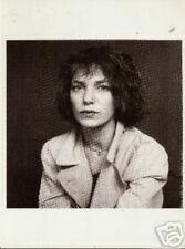 JANE BIRKIN CARTE POSTALE SUISSE 55594