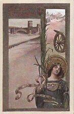9750) VERONA, 8 REGGIMENTO ARTIGLIERIA DA CAMPAGNA. ILLUSTRATORE  BEVILACQUA.