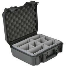 "Skb Mil-Std Waterproof Case 4"" Deep (w/ padded dividers) 3I-1209-4B-D New"