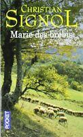 Signol, Christian, Marie DES Brebis, Very Good Book