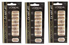 Loreal Paris Color Riche Le Nail Art 006 Chic Python Easy to Apply Stickers