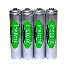 4x AAA 950mAh low self-discharge Piles Rechargeables VapexTech