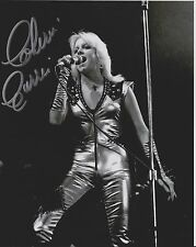 CHERIE CURRIE THE RUNAWAYS SIGNED AUTOGRAPHED 8X10 *PROOF*