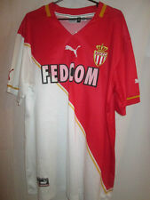 Comme Monaco 2002-2003 domicile football shirt extra large / 15814