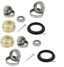 2-(Left&Right) oem FAG Rear Wheel Bearing kit  for With Drum Brakes ,Without ABS