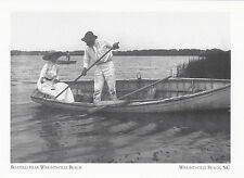 (19218) Postcard Wrightsville Beach NC Boating MODERN POSTCARD
