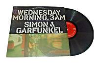 "Simon & Garfunkel - Wednesday Morning 3AM Vinyl LP (CS 9049) 1965 ""2-Eye"" Record"