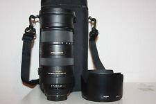 Sigma DG 50-500 mm f/4.5-6.3 APO HSM OS Conv pour Nikon 1 An Garantie