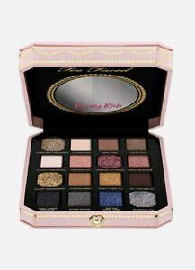 Too Faced Pretty Rich Diamond Light Eyeshadow Palette - NIB
