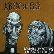 Abscess - Seminal Vampires & Maggot Men [New CD] Argentina - Import