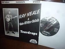 "Ray Neale & Toto All Stars Rebels, Teardrops, German King ED 7-0, 7"" 1994"