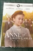 L.M. Montgomery's Anne of Green Gables / Fire And Dew DVD (NEW)