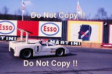 Phil Hill & Mike Spence Chaparral 2F Spa 1000 Km's 1967 Photograph