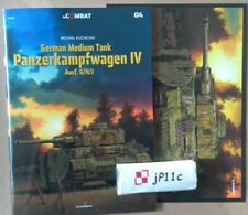 German Tank Panzerkampfwagen IV AUSF. G/H/J in combat Kagero *N*E*W* English!