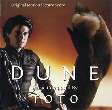 Toto: DUNE original film Score (2001 Reissue)