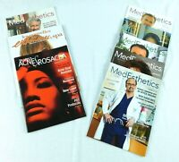 MedEsthetics 2010 Les Nouvelles Acne & Rosacea Magazine Combo Set
