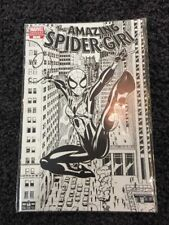 THE AMAZING SPIDER-GIRL #1 VARIANT (2006, Marvel) - BLACK & WHITE COVER - COMICS