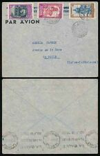 France George VI (1936-1952) Air Mail Stamps