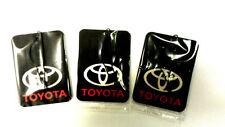 Toyota Avensis,Corrola, Aygo, Pruis, Yaris Car Air - fresheners Deal 3 for £4.99