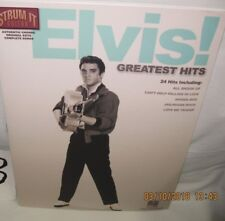 strum it - guitar book - greatiest hits of Elvis - 24 songs of elvis