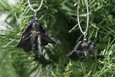 "Batman, ""Dark Knight"" Set of 4 Mini Christmas Ornaments, DC"