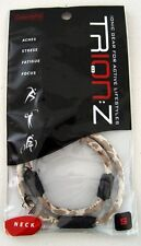 Trion Z Magnetic Therapy Ionic Necklace Desert Camo Size Small NEW!