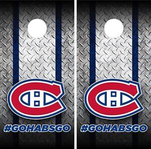 Montreal Canadiens Skin Vinyl Board NHL Sports Vinyl Decal YD600