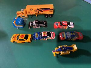 TYCO and similar bodies semi trailer vintage very cool! nascar truck indy