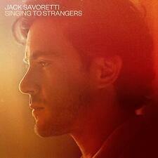 JACK SAVORETTI SINGING TO STRANGERS LIMITED DELUXE CD 3 BONUS TRACKS FOTO NUOVO