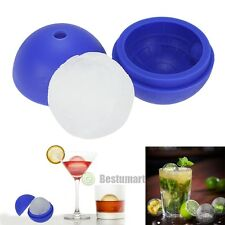 3D Silicone Death Star Ice Cube Round DIY Mould Star Wars hockey Mould Solid USA