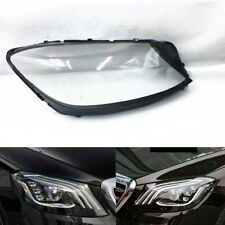 For Mercedes-Benz W222 S320 S350 S450 S500 2018 2019 Car Headlamp Clear Lens