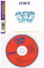 OBK – Tú Sigue Así (Remixes) CD Maxi-Single  2000